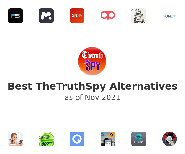 Best TheTruthSpy Alternatives