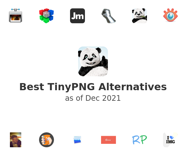 Best TinyPNG Alternatives