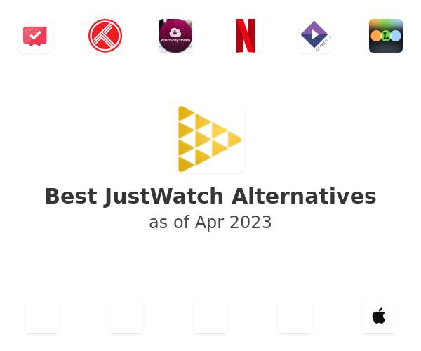 Best JustWatch Alternatives