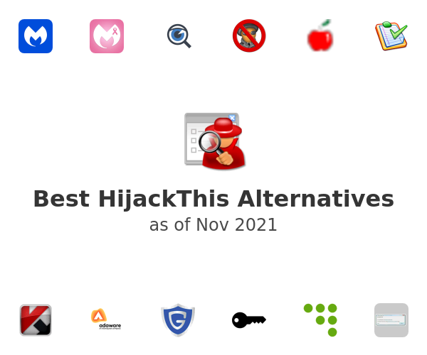 Best HijackThis Alternatives