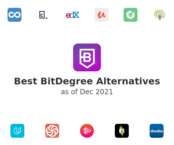 Best BitDegree Alternatives