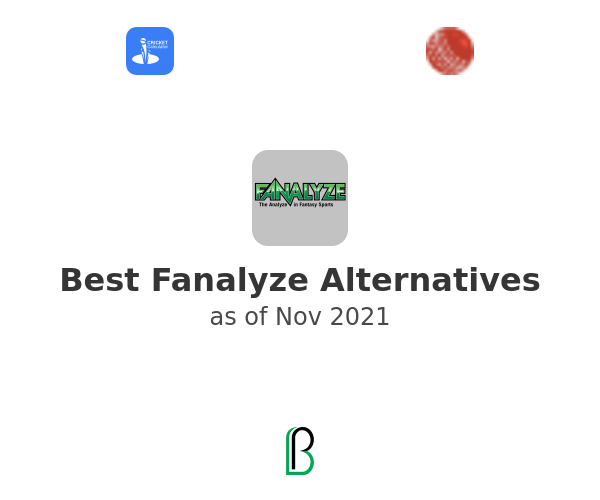 Best Fanalyze Alternatives