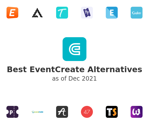 Best EventCreate Alternatives