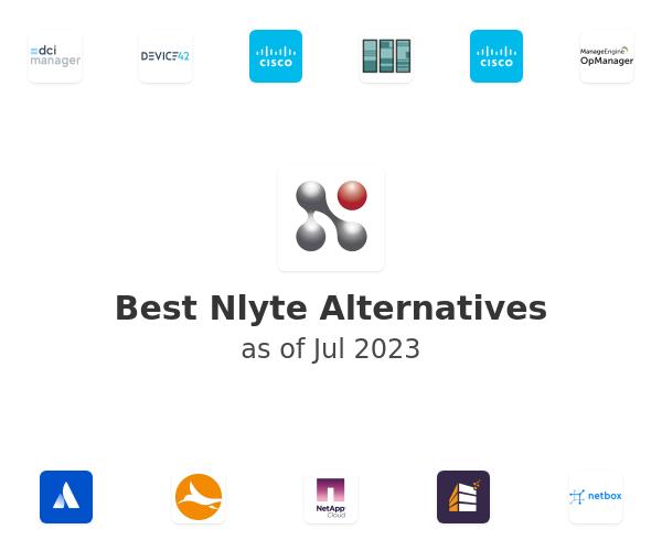 Best Nlyte Software Alternatives
