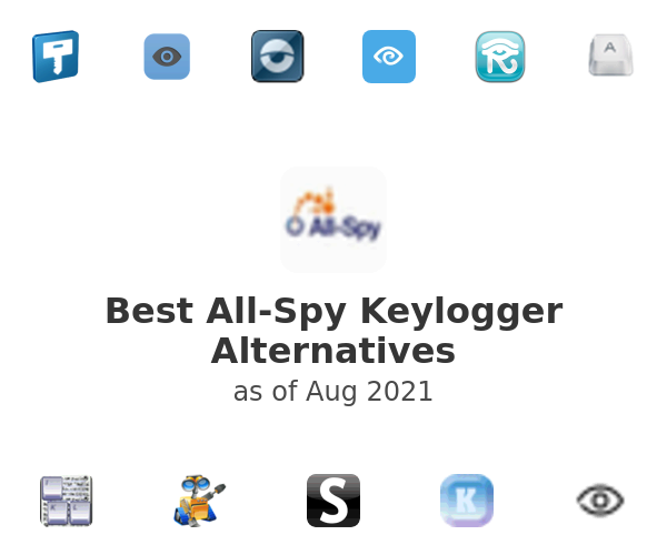 Best All-Spy Keylogger Alternatives