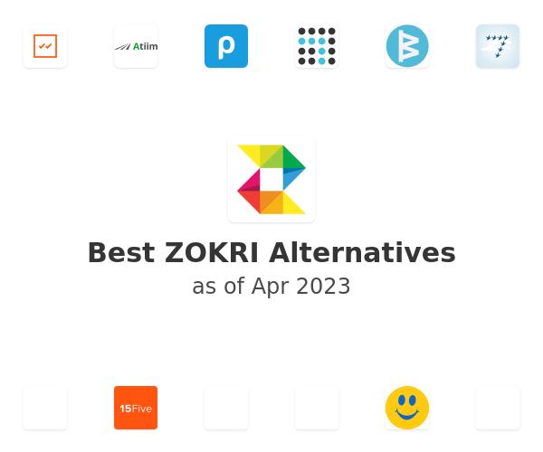 Best ZOKRI Alternatives