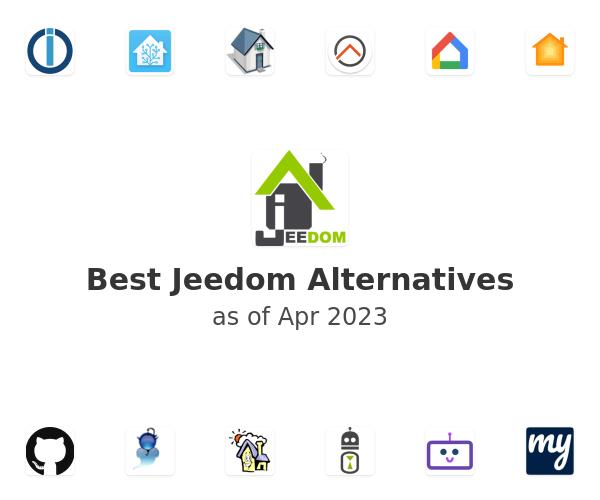 Best Jeedom Alternatives