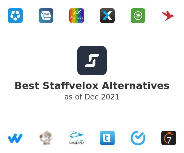 Best Staffvelox Alternatives