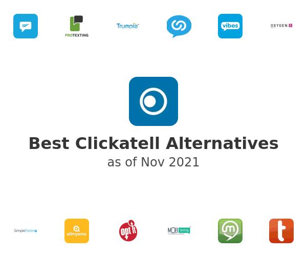 Best Clickatell Alternatives