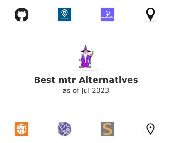 Best mtr Alternatives