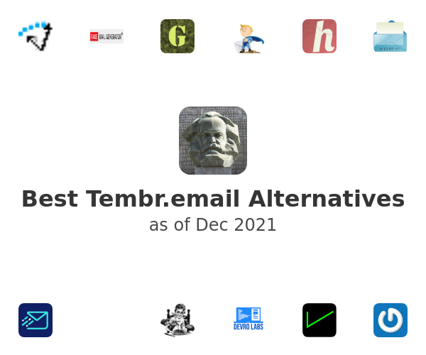 Best Tembr.email Alternatives