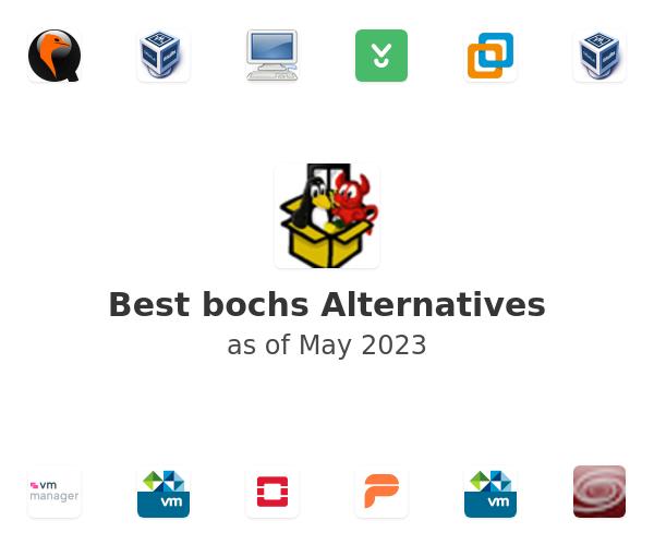 Best bochs Alternatives