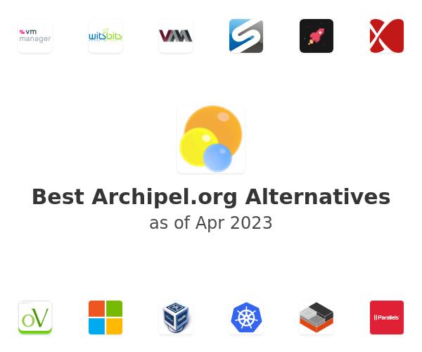 Best Archipel Alternatives