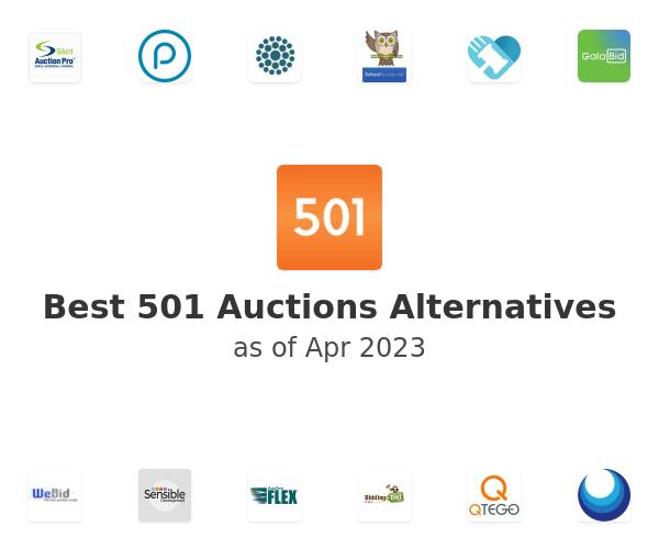 Best 501 Auctions Alternatives