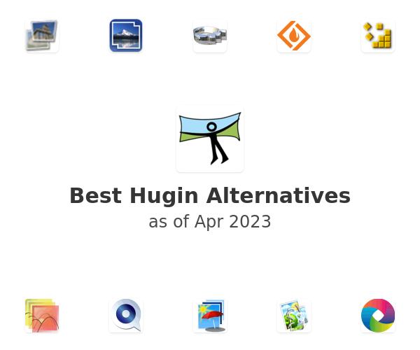 Best Hugin Alternatives