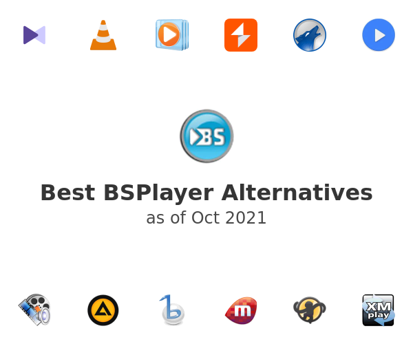 Best BSPlayer Alternatives