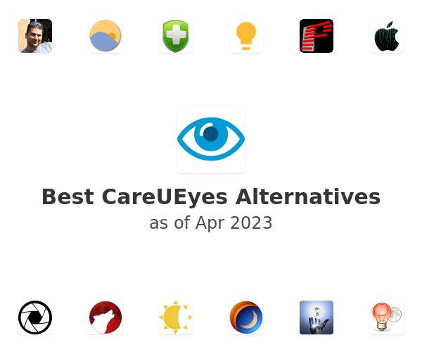 Best CareUEyes Alternatives