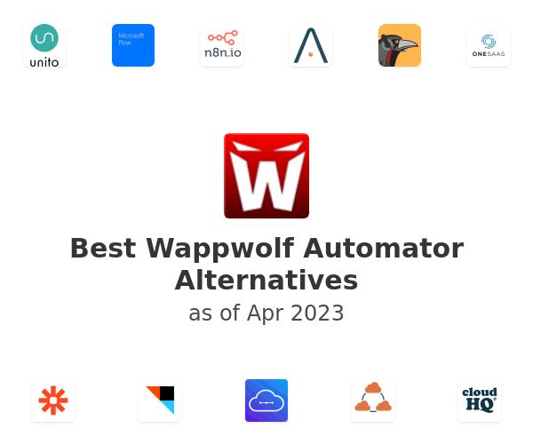 Best Wappwolf Automator Alternatives