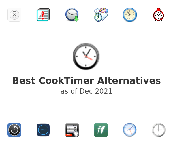 Best CookTimer Alternatives