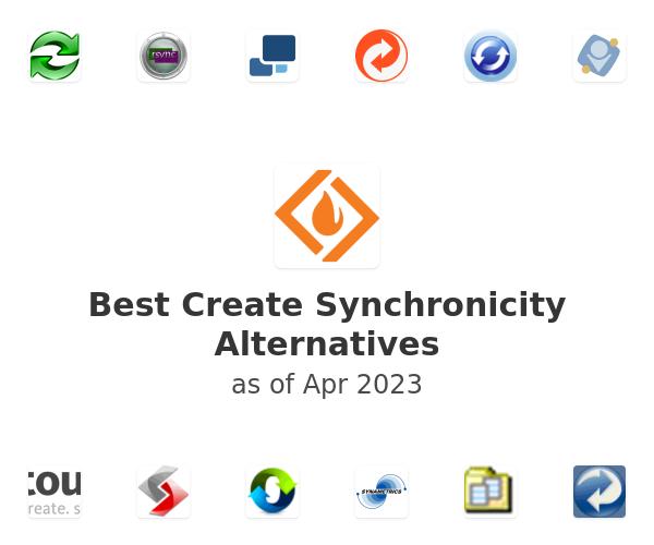 Best Create Synchronicity Alternatives