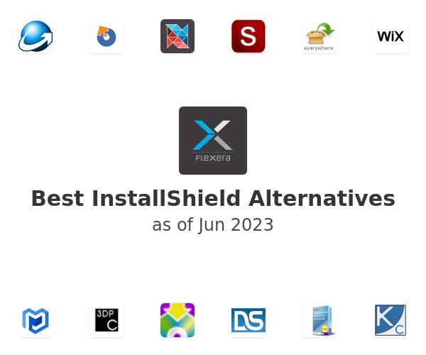 Best InstallShield Alternatives