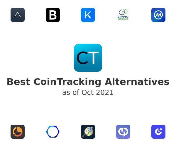 Best CoinTracking Alternatives