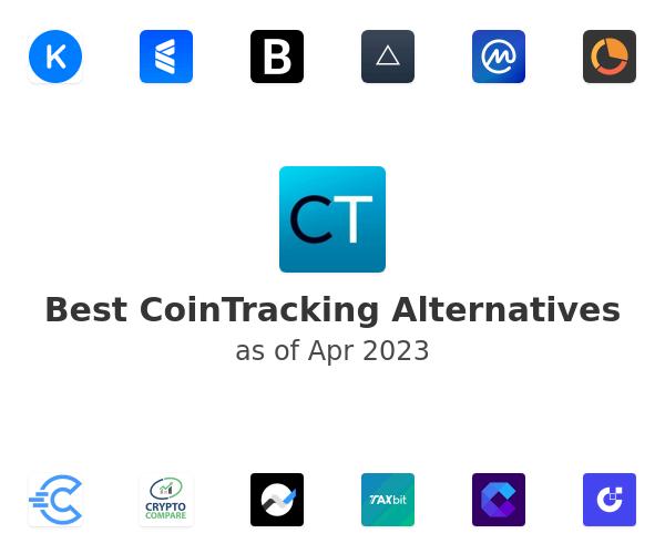Best CoinTracking Alternatives