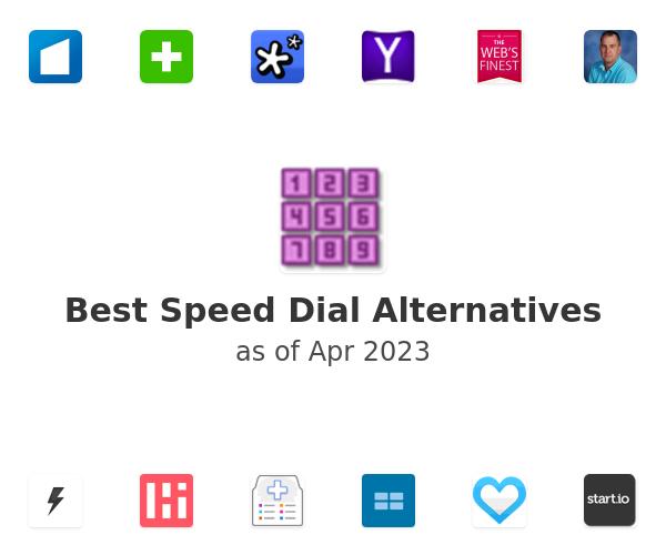 Best Speed Dial Alternatives