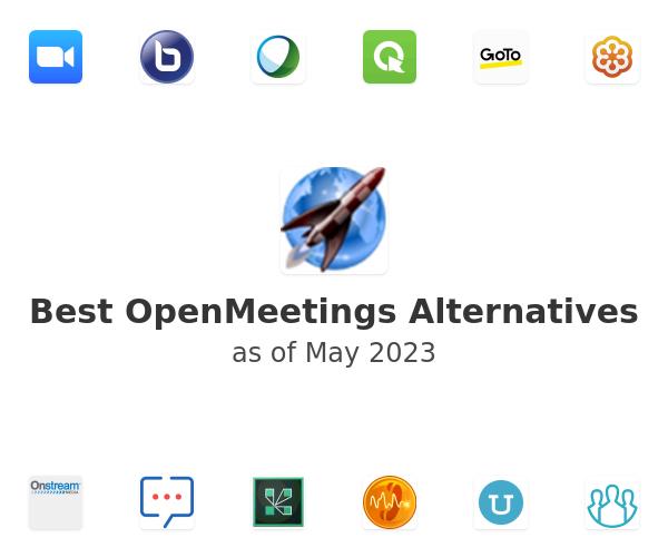 Best OpenMeetings Alternatives