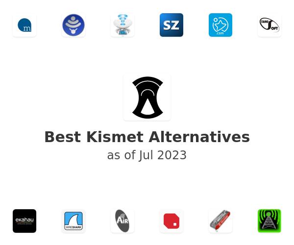 Best Kismet Alternatives