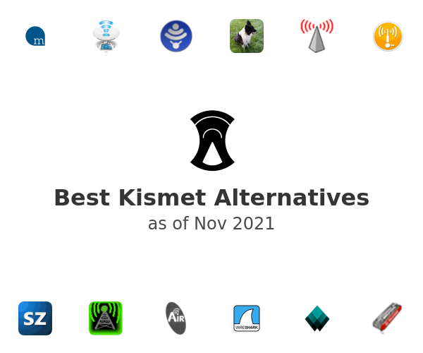 Best Kismet Alternatives