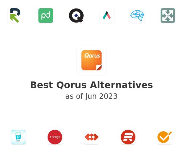 Best Qorus Alternatives