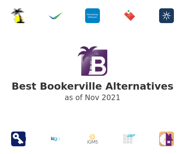 Best Bookerville Alternatives