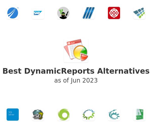 Best DynamicReports Alternatives