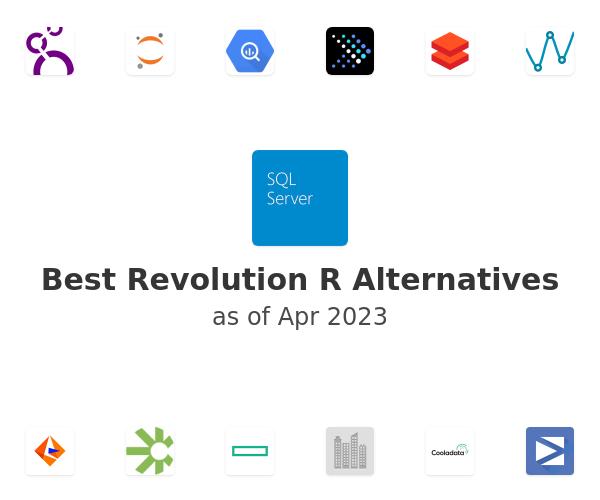 Best Revolution R Alternatives