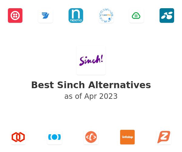 Best Sinch Alternatives