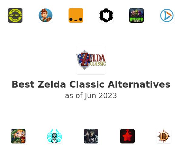 Best Zelda Classic Alternatives