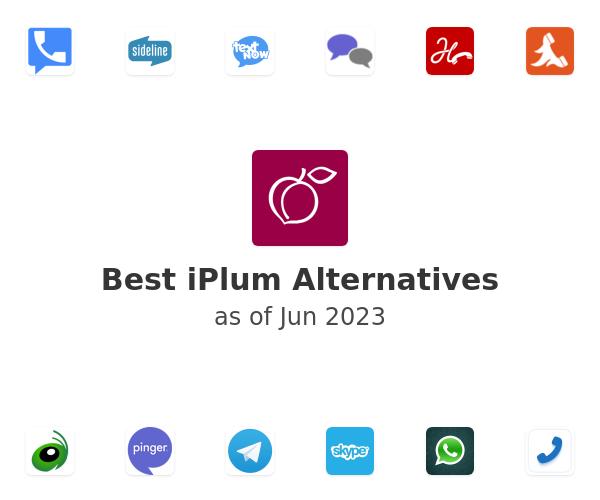 Best iPlum Alternatives