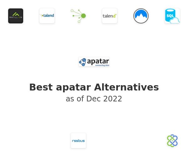 Best apatar Alternatives