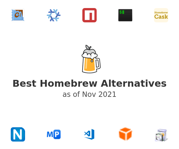 Best Homebrew Alternatives