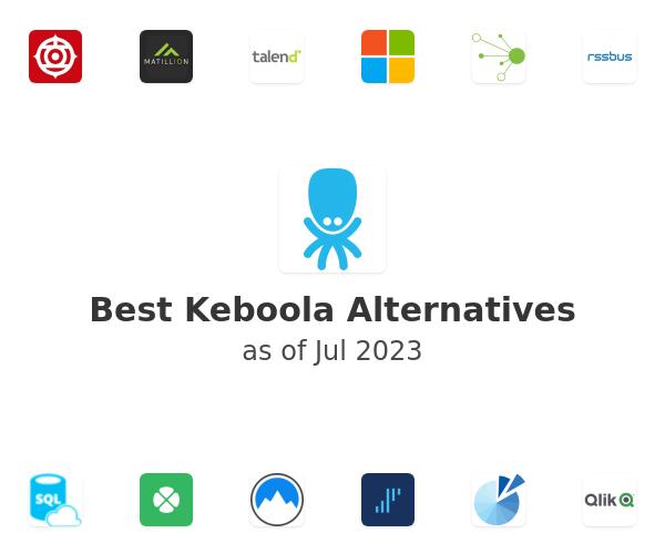 Best Keboola Connection Alternatives