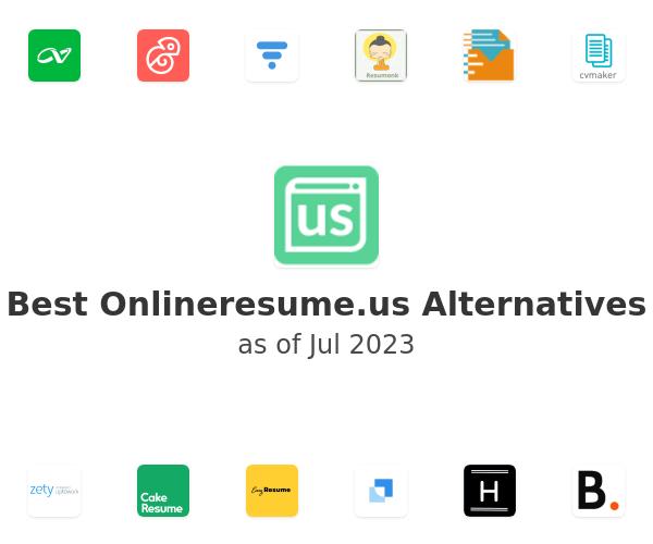 Best Onlineresume.us Alternatives