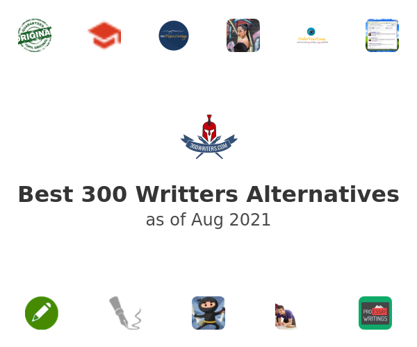 Best 300 Writters Alternatives