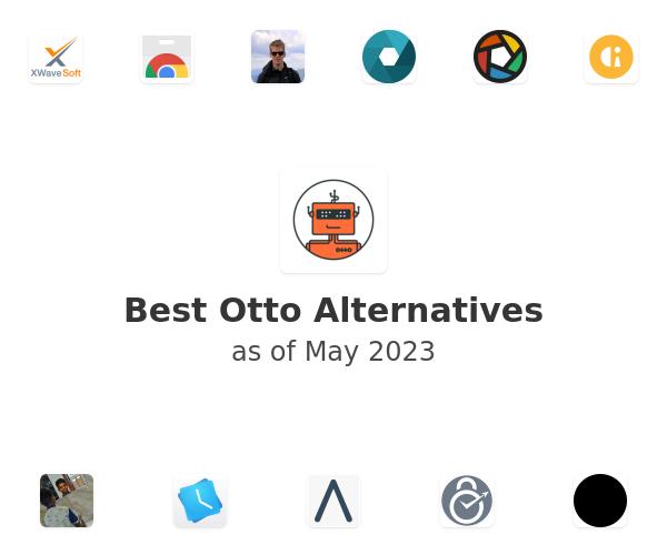Best Otto Alternatives