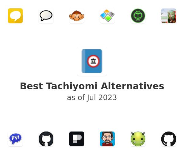 Best Tachiyomi Alternatives