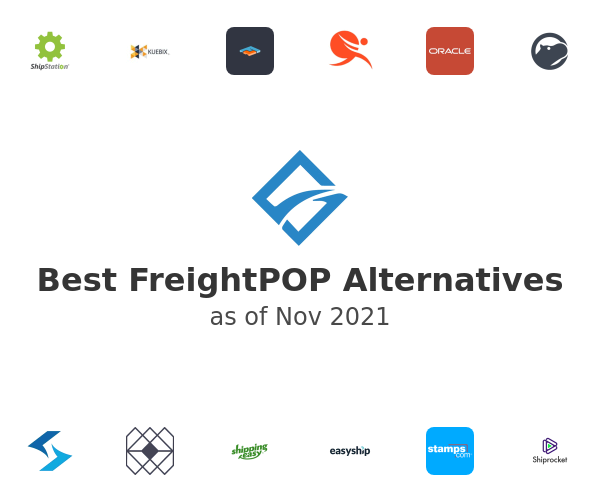 Best FreightPOP Alternatives