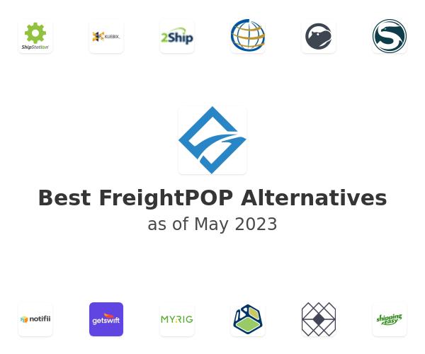 Best FreightPOP Alternatives