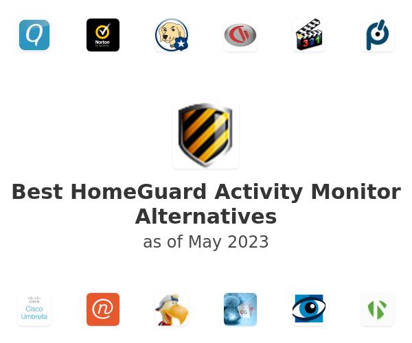 Best HomeGuard Activity Monitor Alternatives