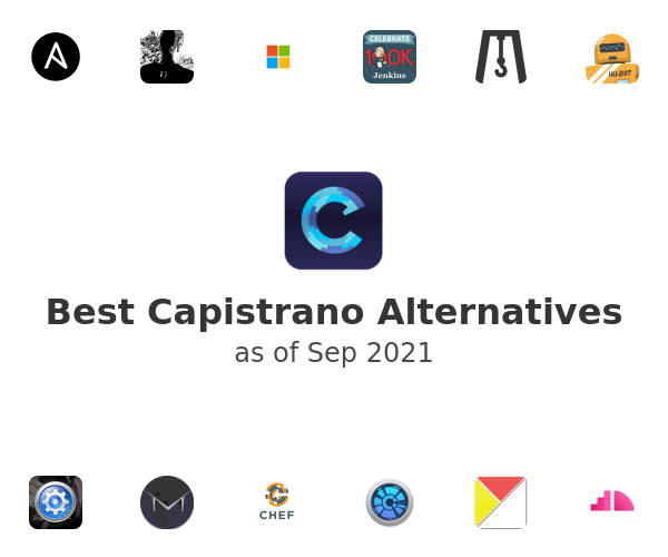 Best Capistrano Alternatives