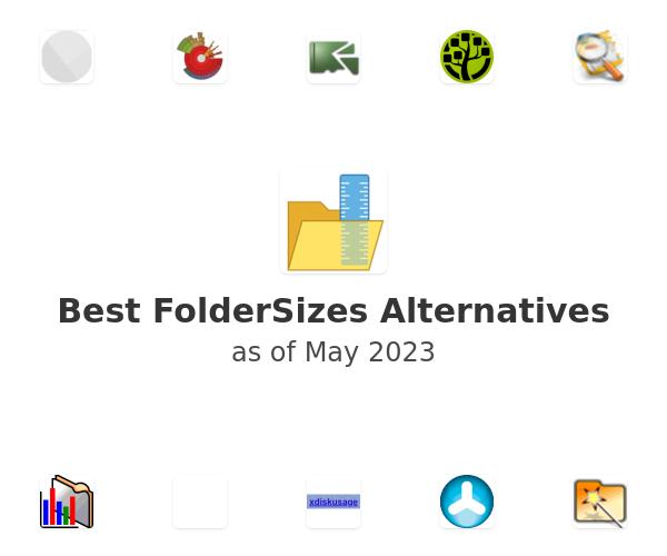 Best FolderSizes Alternatives